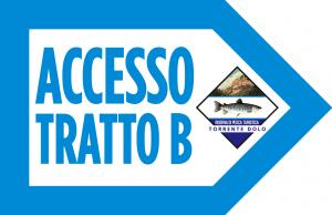 accesso tratto b